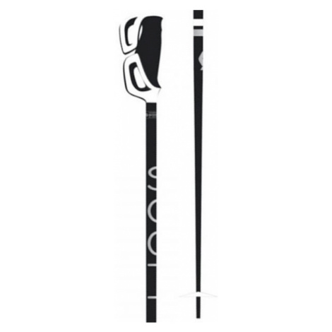 Scott STRAPLESS S black - Women's ski poles