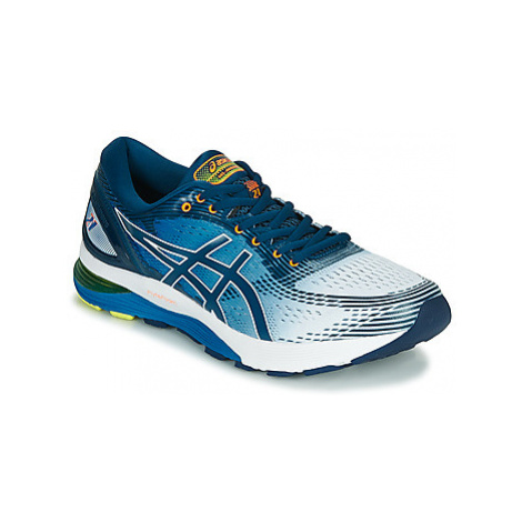 Asics GEL-NIMBUS 21 men's Running Trainers in Blue