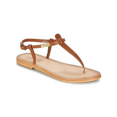Les Tropéziennes par M Belarbi NARVIL women's Sandals in Brown