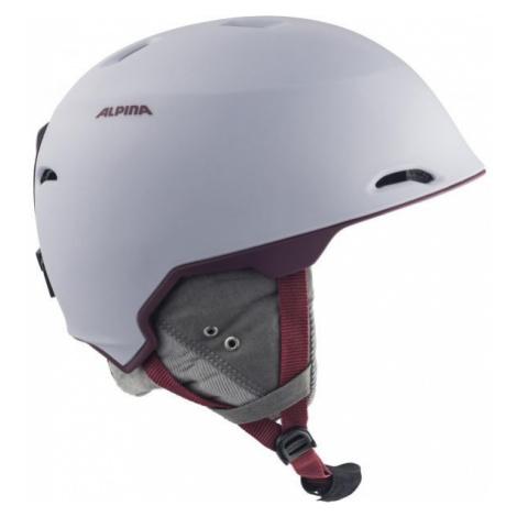 Alpina Sports MAROI white - Unisex ski helmet