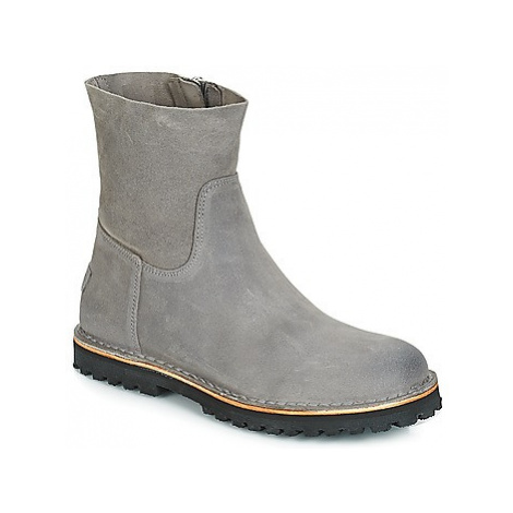 Shabbies NAJU women's Mid Boots in Grey