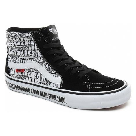 shoes Vans Sk8-Hi Pro - Baker/Black/White - men´s