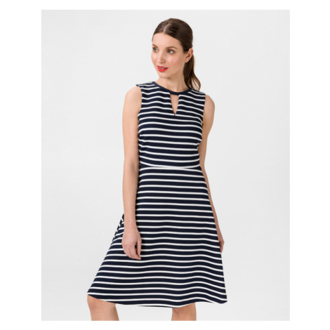 Tommy Hilfiger Lexi Dress Blue White