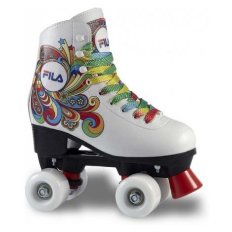 Fila BELLA white - Women's roller skates