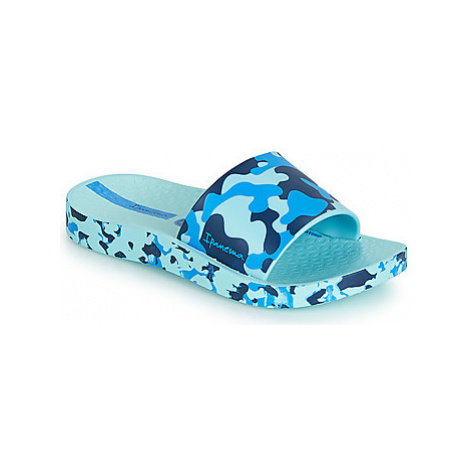 Ipanema URBAN SLIDE KIDS boys's Children's Mules / Casual Shoes in Blue