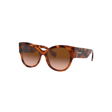 Burberry BE4294 Women's Chunky Butterfly Sunglasses