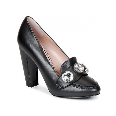 Moschino Cheap CHIC STONES women's Court Shoes in Black
