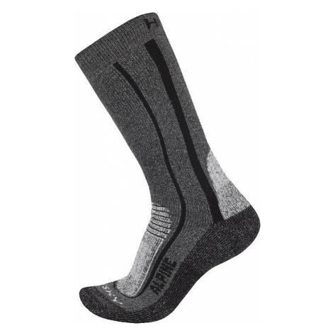 socks Husky Alpine New - Black
