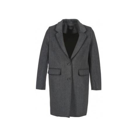Eleven Paris TABLEAUBIS women's Coat in Grey