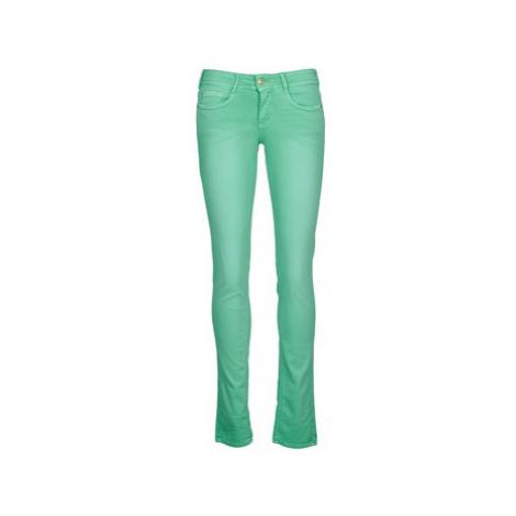 Cimarron LANA BULLDENIM women's Skinny Jeans in Green