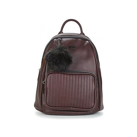 David Jones CM5370-D-BORDEAUX women's Backpack in Bordeaux