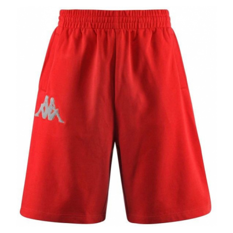 Kappa AUTHENTIC BAREY red - Men's shorts