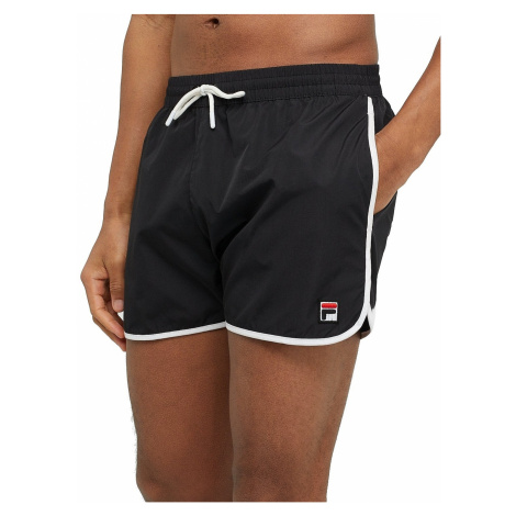 swimming shorts Fila Satomi - Black - men´s