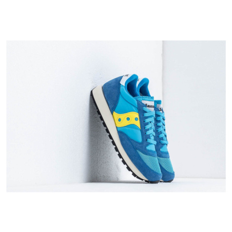 Saucony Jazz Original Vintage Blue/ Yellow