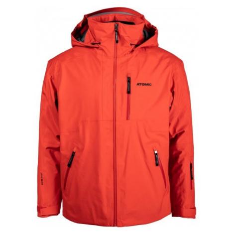 Atomic REDSTER GTX JACKET red - Men's ski jacket