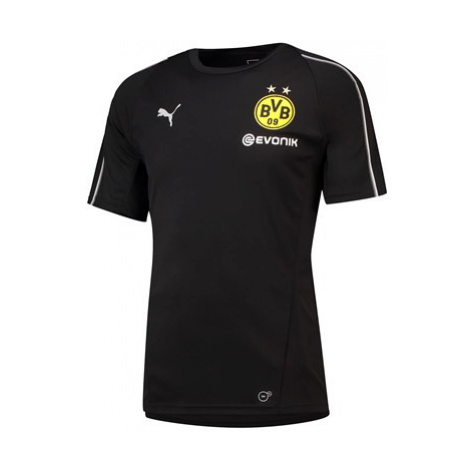 BVB Training Jersey - Black Puma