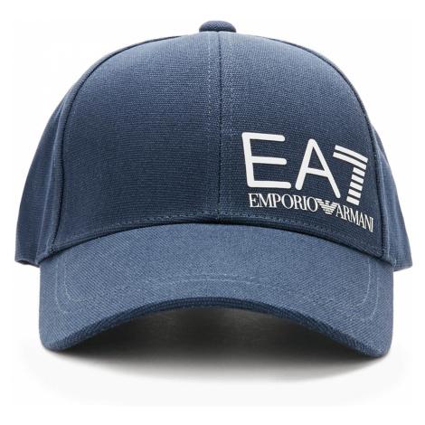 Emporio Armani EA7 Men's Logo Cap - Navy
