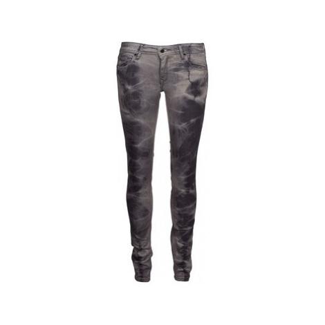 Kaporal SHYM women's Skinny Jeans in Grey