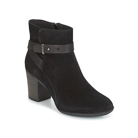 Clarks ENFIELD SARI women's Casual Shoes in Black