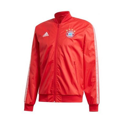 FC Bayern Anthem Jacket - Red