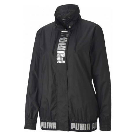 Puma TRAIN LOGO WINDBREAKER - Women's jacket