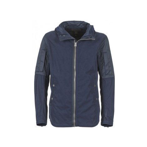 G-Star Raw BATT men's Parka in Blue