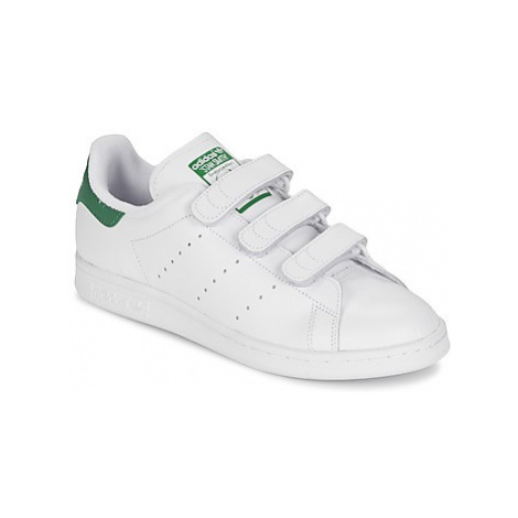 Adidas STAN SMITH CF women's Shoes (Trainers) in White