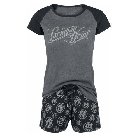Parkway Drive - EMP Signature Collection - Pyjamas - mixed grey-black
