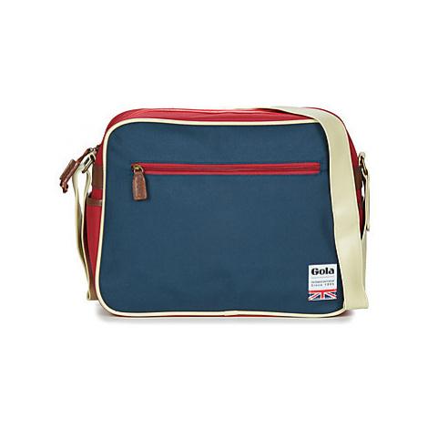 Gola REDFORD NYLON men's Messenger bag in Blue