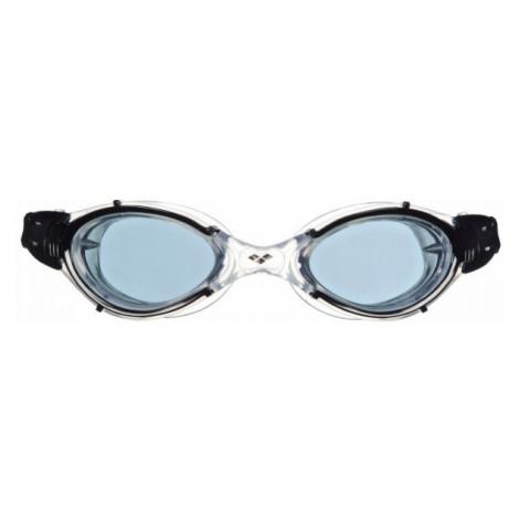 Arena NIMESIS CRYSTAL LARGE black - Swimming goggles