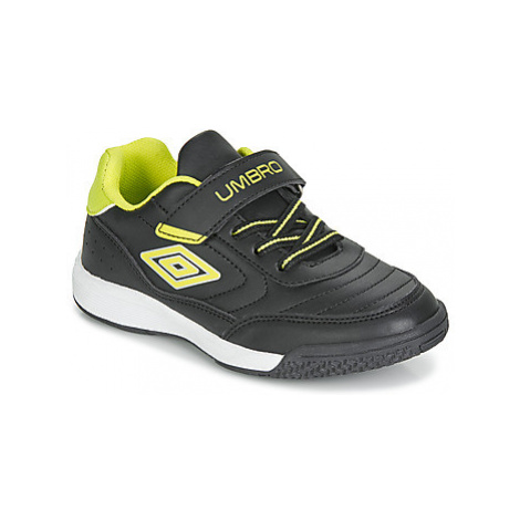 Umbro HERANTOM VLC boys's Children's Shoes (Trainers) in Black