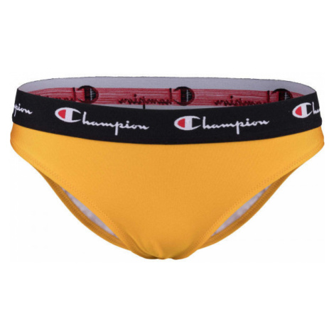 Champion SWIMMING BRIEF yellow - Women's bikini bottom