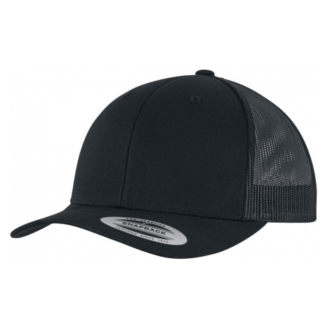 Flexfit - Retro Trucker - Trucker cap - black