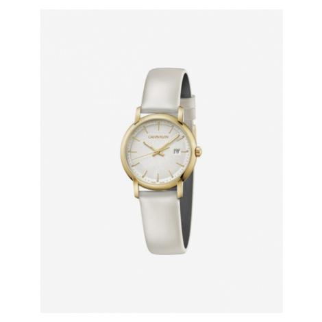 Calvin Klein Established Watches White
