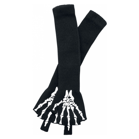 Full Volume by EMP - Hand In Glove - Fingerless gloves - black