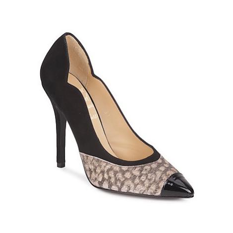 Minna Parikka CLIM women's Court Shoes in Black