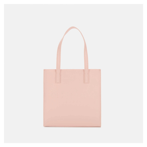 Ted Baker Women's Seacon Crosshatch Small Icon Bag - Pink