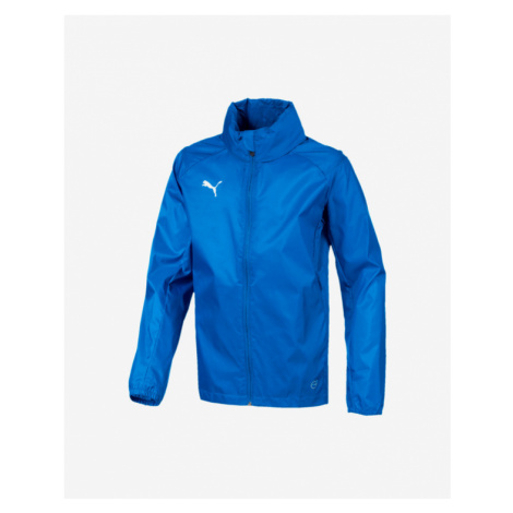 Puma Liga Training Rain Core Kids Jacket Blue