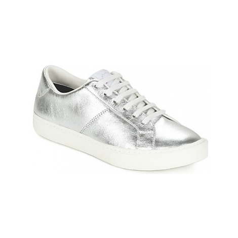 Marc Jacobs EMPIRE women's Shoes (Trainers) in Silver