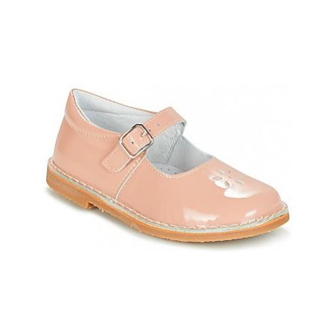 Citrouille et Compagnie HIVETTE girls's Children's Shoes (Pumps / Ballerinas) in Pink